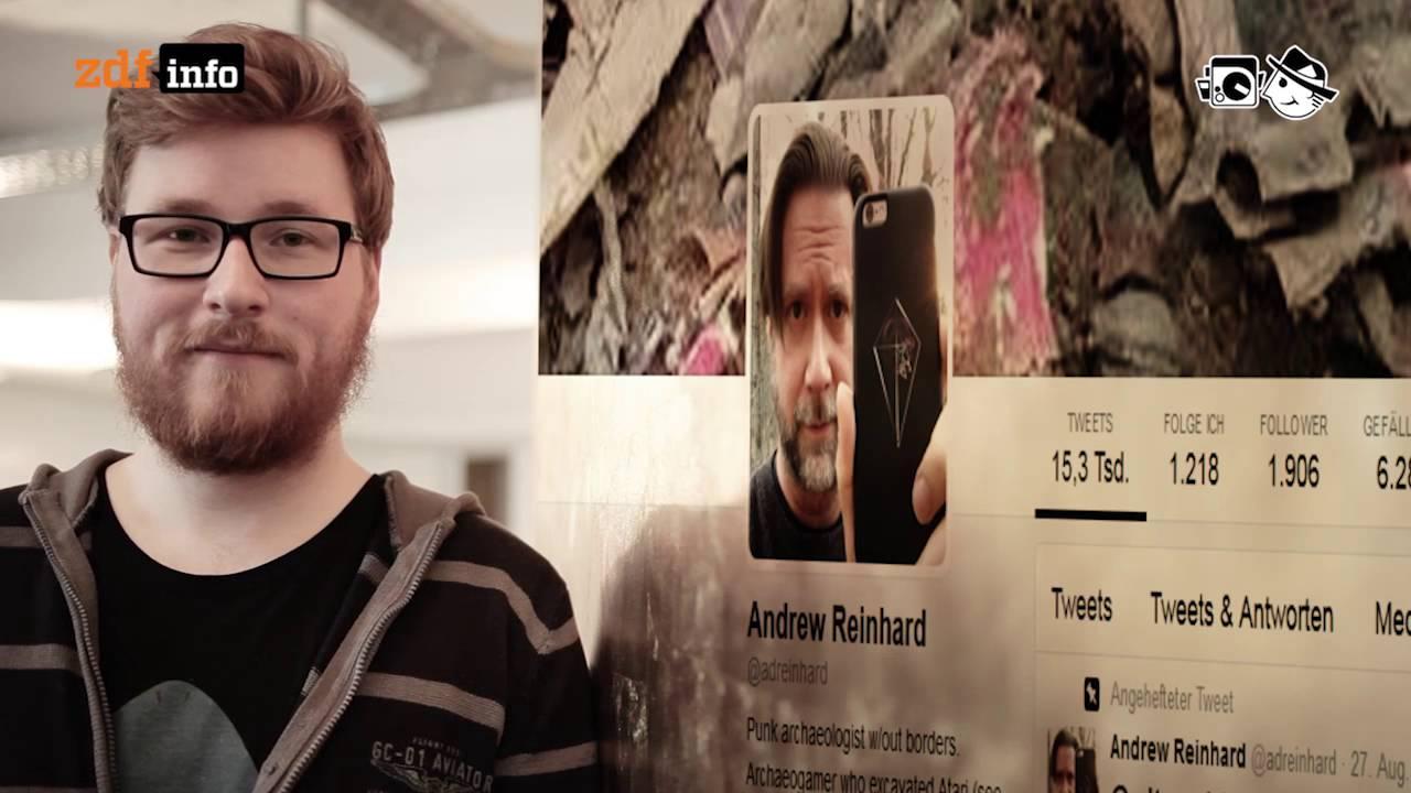 ZDFinfo: Elektrischer Reporter 149: Archeogaming