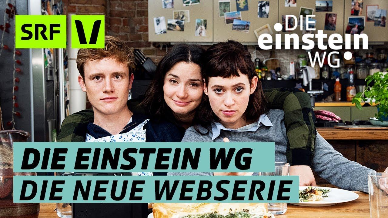 """SRF Webserie """"Die Einstein WG"""""""